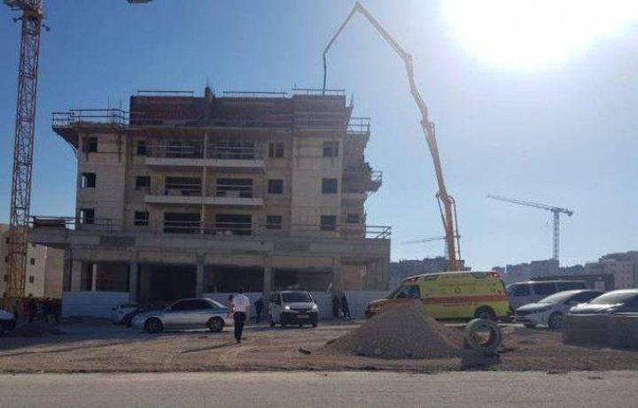 """اصابة خطيرة لعامل من ام الفحم في """"تل أبيب"""""""