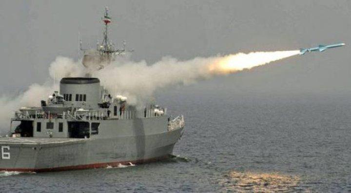 مناورات للحرس الثوري الإيراني في مياه الخليج وهرمز