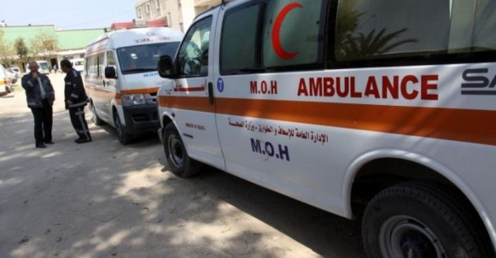 6 اصابات بانفجار اسطوانة غاز في يطا
