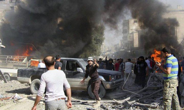 اغتيال عالم سوري بتفجير سيارته