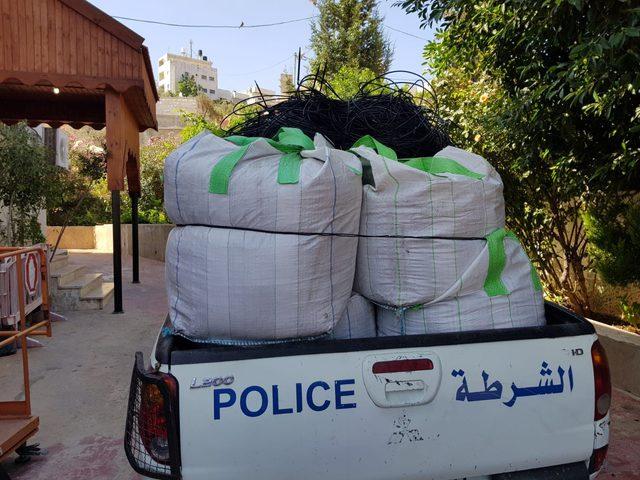 الشرطة تضبط مشتلا لزراعة المخدرات