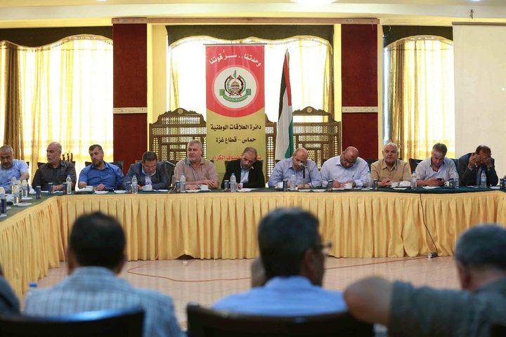 بدران:لا تحسين للوضع في غزة بمعزل عن التوافق