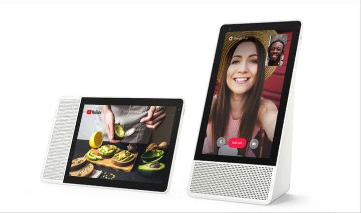 لينوفو تطلق شاشة ذكية تدعم مساعد غوغل