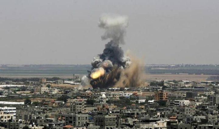 4 إصابات بقصف إسرائيلي شمال غزة
