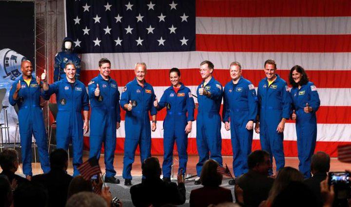 رواد فضاء بأول رحلة أميركية منذ 2011