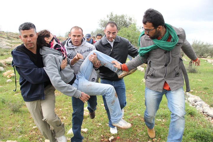 إصابة 3 مواطنين برصاص الاحتلال شرق البريج