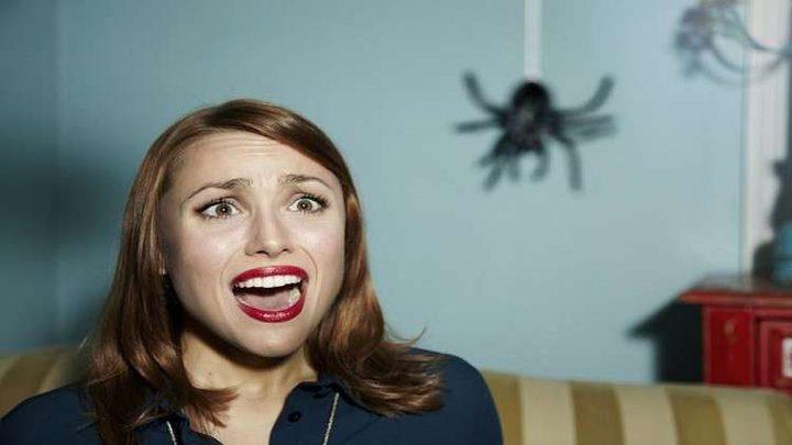 إذا كنت تكره العناكب فانتبه إلى ألوان ملابسك!