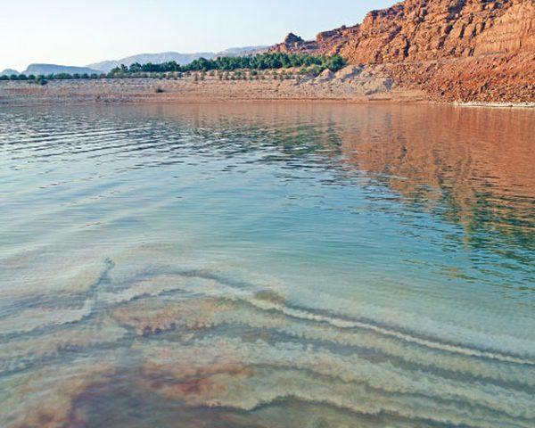 هزة أرضية خفيفة تضرب منطقة البحر الميت