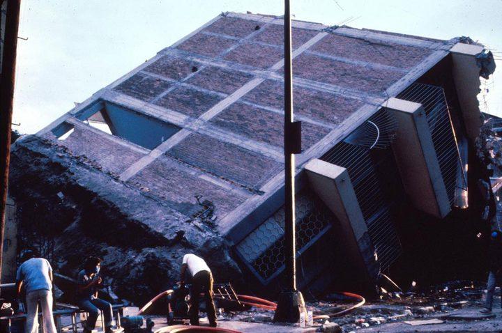 زلزال يضرب جزيرة لومبوك الاندونيسية