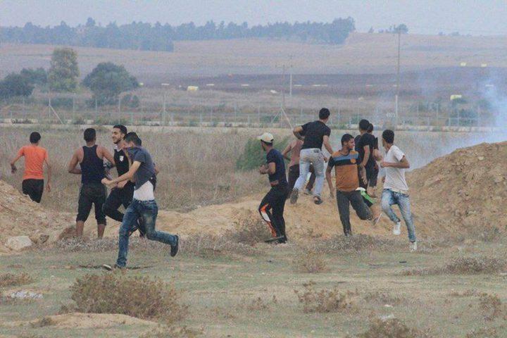 (محدث) قصف إسرائيلي شرقي خانيونس وجباليا