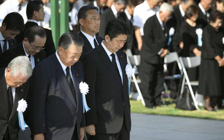 اليابان تحيي الذكرى السنوية الـ73 لقصف هيروشيما