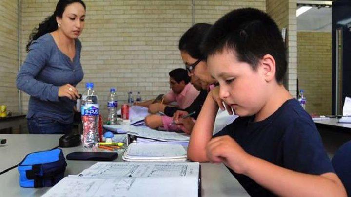 طفل مكسيكي يدخل الجامعة!