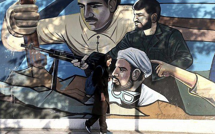 مخاوف أوروبية من محاولة تغيير أمريكا لنظام إيران