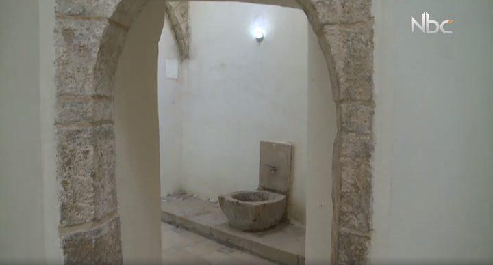 """""""حمام إبراهيم الخليل"""" من أبرز معالم الخليل القديمة"""