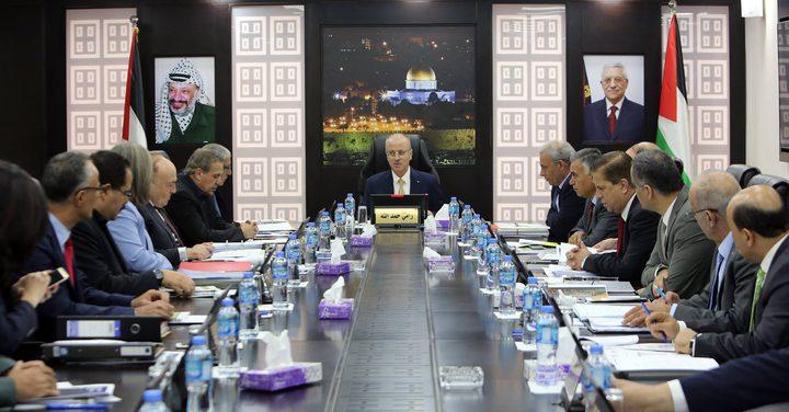 مجلس الوزراء يحذر من مخططات تصفية القضية