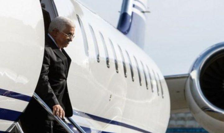 الرئيس يصل قطر غدا