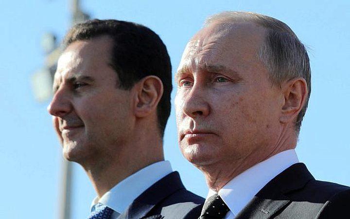 سوريا وروسيا تدينان العقوبات الأمريكية ضد إيران