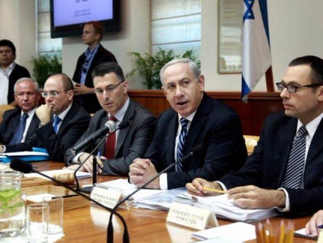 الكابينت الإسرائيلي يلتئم مُجددًا بشأن غزة