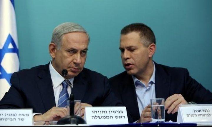 وزير إسرائيلي: لا يمكن توقع ماذا سيحدث الليلة بغزة