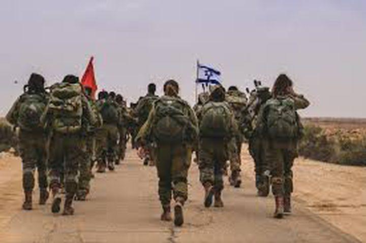 تسريح ضابطين من جيش الإحتلال بسبب الإهمال