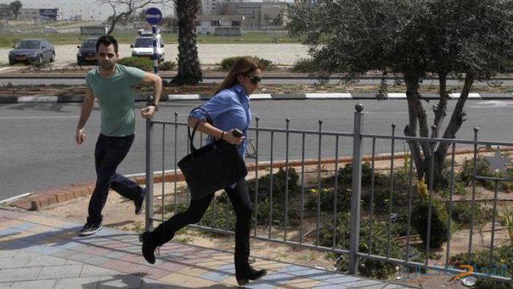 """صفارات الإنذار تدوي في """"غلاف"""" غزة"""
