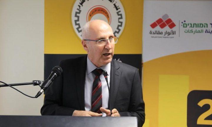 نائب بالكنيست يقدم استقالته باللغة العربية