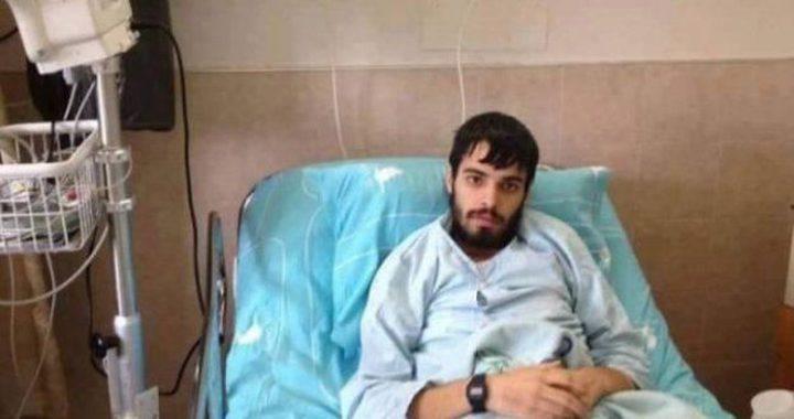 نقل الاسير المضرب شديد لمستشفى سجن الرملة