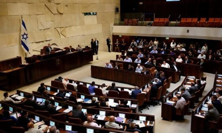 """نتنياهو تغيب: جلسة للكنيست حول """"قانون القومية"""""""