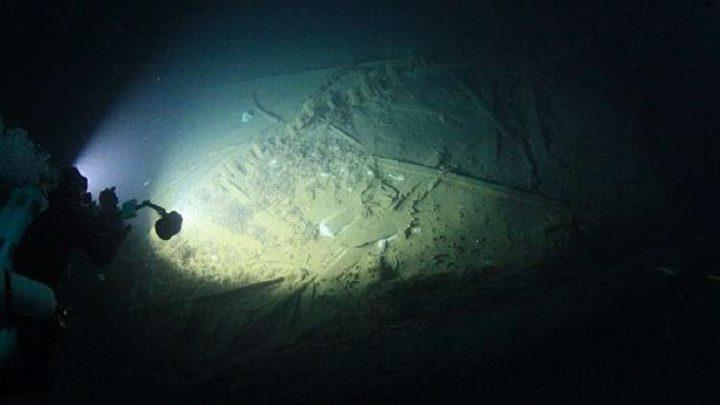 """اكتشاف سفينة أثرية """"مستديرة""""!"""