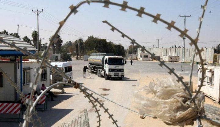 مسؤول أممي يدعو الاحتلال لادخال وقود الطوارئ لغزة