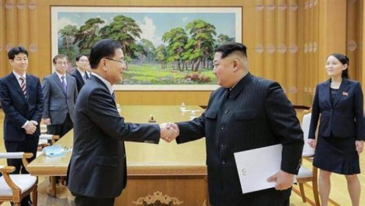 الكوريتان تعقدان محادثات رفيعة المستوى