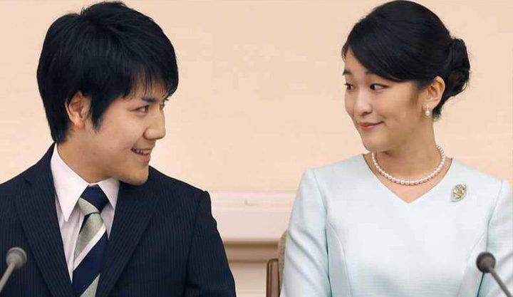 """""""الديون"""" تتسبب بتأجيل زفاف الأميرة اليابانية"""