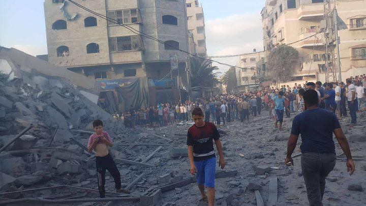 الجالية المصرية: تدمير المركز الثقافى تم بشكل همجي