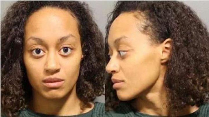 قادت سيارتها إلى النهر لقتل طفليها!