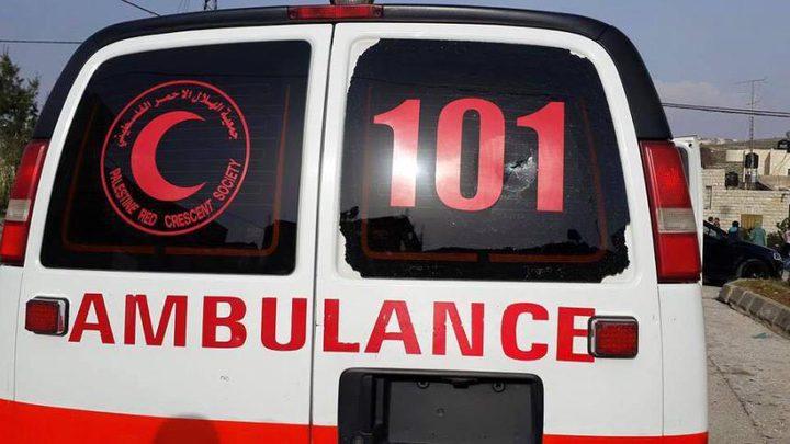 مصرع مواطن جراء حادث سير جنوب الخليل