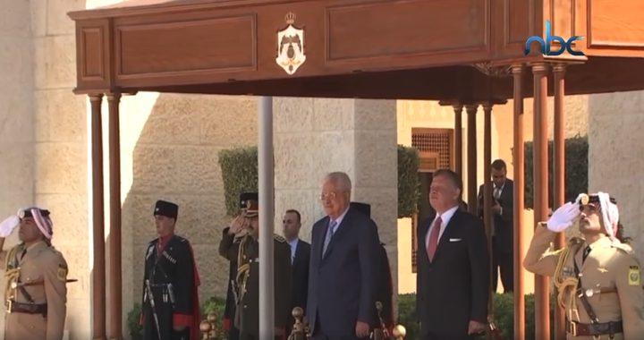 قمة فلسطينية أردنية لبحث آخر المستجدات