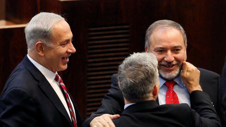 سبب يمنع نتنياهو وليبرمان من شن حرب جديدة على غزة