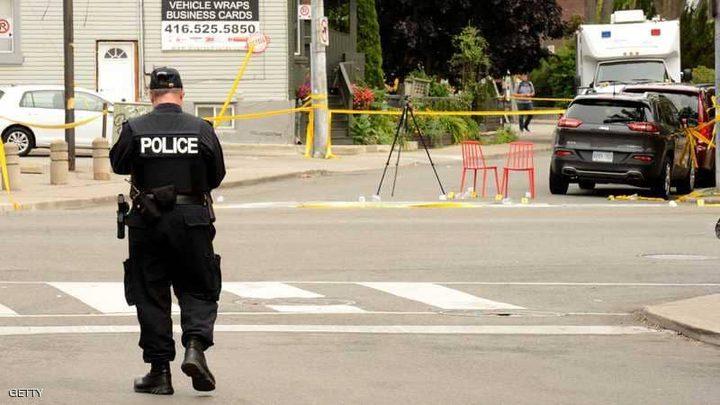 مقتل 4 أشخاص جراء إطلاق نار شرق كندا