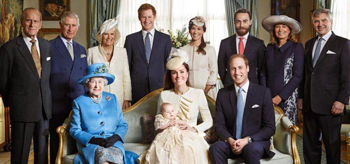 ما هي الهدايا االتي يقبلها أفراد االعائلة المالكة؟