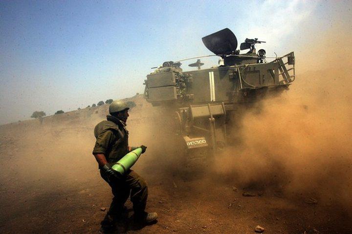 الإحتلال يستهدفنقطة عسكرية شرق غزة