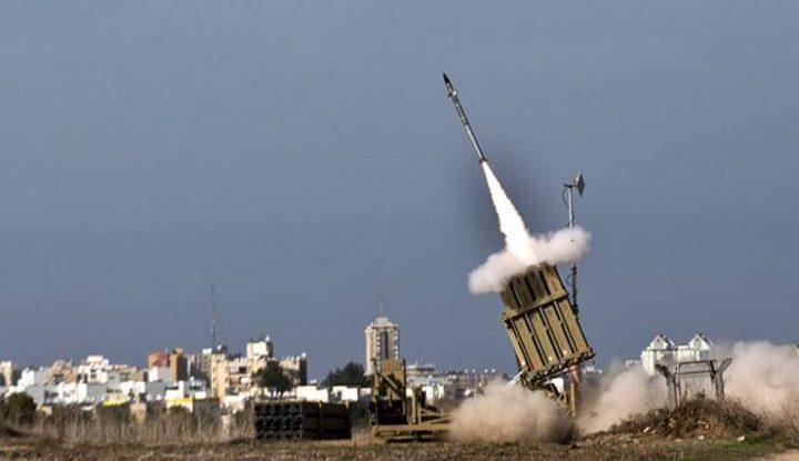 """الإحتلال ينشر """"القبة الحديدية"""" قرب """"تل أبيب"""""""