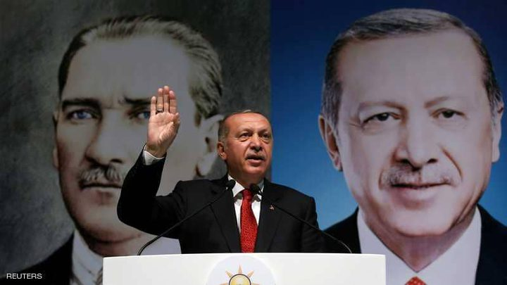 """أردوغان ينفي """"الإفلاس"""".. ويبرر أزمة الليرة"""