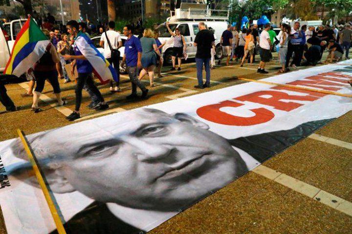 """مظاهرة المتابعة لإسقاط """"قانون القومية"""""""
