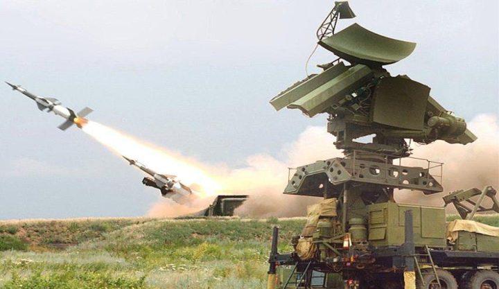 الدفاعات السورية تسقط طائرة إسرائيلية