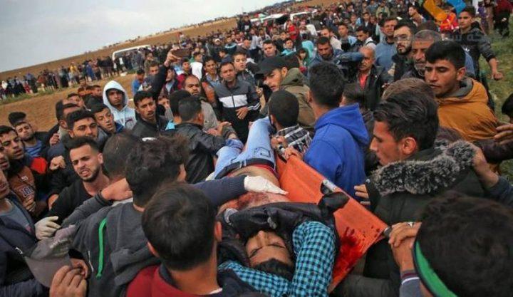 استشهاد مواطن متأثراً بإصابته  شرق رفح امس