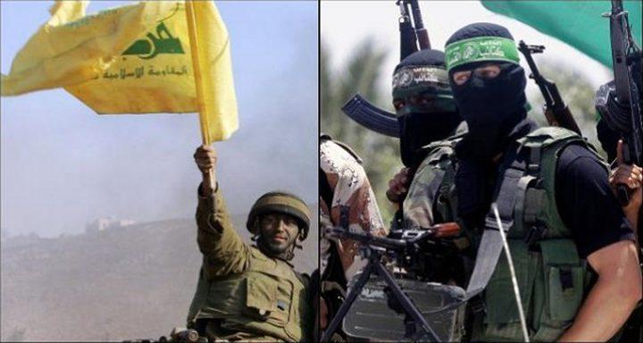 """""""الآيباك"""" تطالب بمقاضاة حماس وحزب الله والسبب...!"""