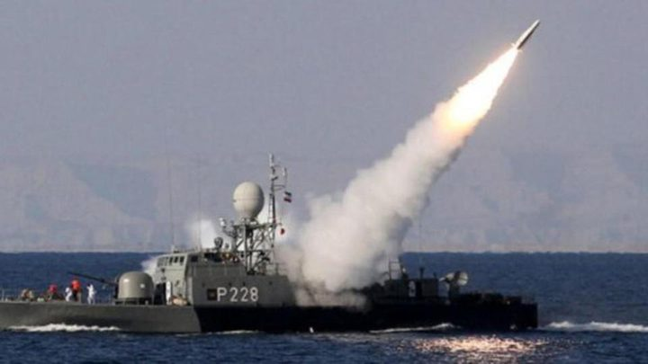 أميركا: إيران اختبرت صاروخا مضادا للسفن