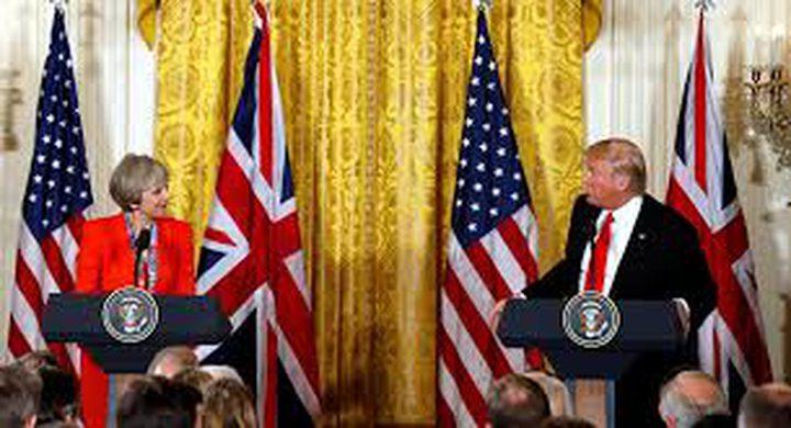 أمريكا تدعو بريطانيا للإنسحاب من الإتفاق النووي