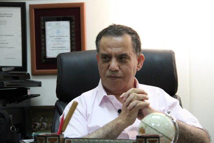 """رملاوي لـ""""النجاح"""": نتابع قضية نقص الأدوية بغزة"""