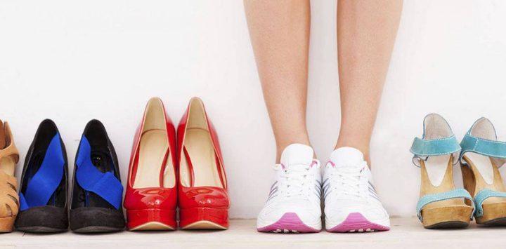 تجنبي هذه الأحذية من أجل صحة قدميك